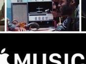 Campaña lanzamiento Apple Music