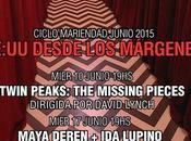 Ciclo Marienbad Junio 2015: EE.UU desde márgenes