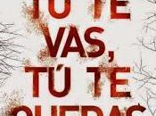 "vas, quedas"", Arlidge: thriller potente pero efectista profundo"
