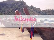 Tailandia: Ruta días Norte