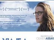"""Crítica """"Viaje Sils Maria"""", vida privada actor"""