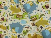 Nuevas telas para patchwork algodón americano