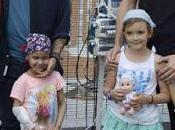 Alejandro Sanz visita niños Doce Octubre