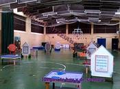 Actividades para niños: juegos madera colegio Jose Bergamin
