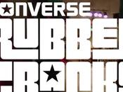 Rubber Tracks: Converse pisa fuerte música