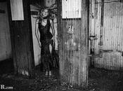 Elsa Hosk posa para DuJour Magazine