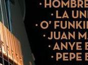 Hombres Unión O'funk'illo, concierto para financiar becas músicos jóvenes