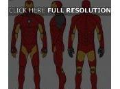 Detalles, diseños nueva I.A. para Invincible Iron