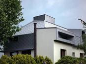 Reforma techo casa agregándole mansarda.