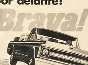 Brava, camioneta Chevrolet