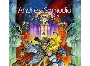 Andrés Samudio vuelve carga novela basada juegos, diosa Cozumel