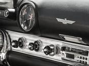 Ford Thunderbird 1956 lujo época