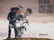 Marwan circo price, julio, madrid