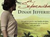 """separación"""", Dinah Jefferies"""