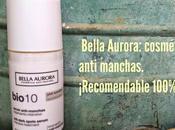 Bella Aurora, Serum anti manchas, tratamiento choque para pieles sensibles