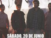 """Nostalghia concierto sala """"fun house"""" (madrid), sabado junio, 21:30 horas/// artistas invitados: camile electric ones cutting fingers"""