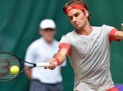 Roger Federer Florian Mayer Vivo, Halle