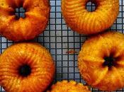 Polenta orange mini bundt cakes