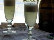 Sorbete vino verdejo limón