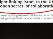 Público pacto encubierto entre Israel Estados Árabes Golfo