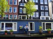 Vivir casa-bote Amsterdam