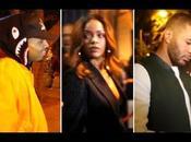 Cita tres: Rihanna, Benzema Chris Brown