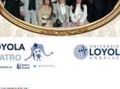 REPRESENTACIÓN TEATRAL obra Oscar Wilde importancia llamarse Ernesto' cargo grupo Teatro Loyola