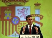 """cambio paradigma PSOE hacia nacionalismo banal, España plural """"Más España"""""""