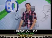 "Comarcal: Estrenes Cine, Oscar Vela ""Mastí"" 18/06/2015"