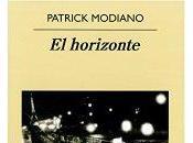 horizonte. Patrick Modiano