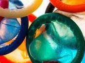 Preservativos cambian color detectar