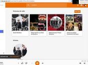 Google 'madruga' Apple servicio gratuito streaming música