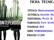 Reseña: Monteperdido, Agustín Martínez