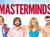 Primer Trailer Póster Masterminds