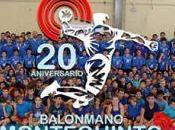 Balonmano Montequinto galardonado como Mejor Club Andalucía