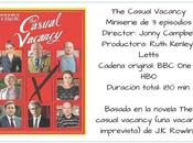 *Viernes butaca: Casual Vacancy*