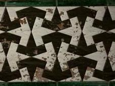 Qubica… patrón geométrico belleza