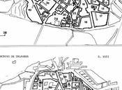 Plano urbano Talavera romana.(I)