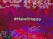 #MakeItHappy, campaña publicitaria Coca Cola convertirá campeón felicidad