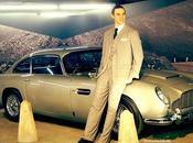 James Bond llega Madrid comes
