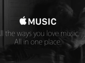 Apple Music lanzan próximo martes junio España