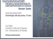 Javier León Caracas Inmortal