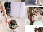 Wedding inspiration: flower girl