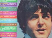 HISTORIA BEATLE [XXI]: CAPÍTULO LEYENDA NEGRA. fundamentalismo evangelista contra Beatles.