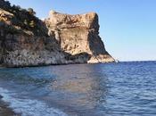 Cala Moraig Cueva Arcos Benitatxell
