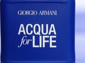 Aqua life Giorgio Armani: Sobreviviendo litros agua