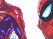 detalle nuevo aspecto Spider-Man