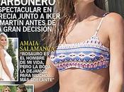 Sara Carbonero, Amaia Salamanca, reina Letizia Anne Igartiburu, revista 'Love' esta semana