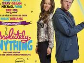 "Nuevo póster francés ""absolutely anything"" kate beckinsale simon pegg"