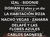 Granada Sound 2015 incorpora Habitación Roja, Sidonie, Nacho Vegas Castizos